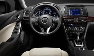 Новая Mazda 6