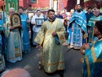 Священник избил двух женщин